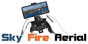 Sky Fire Aerial Logo
